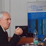 Prorektor pro vnitřní záležitosti doc. Ing. Jiří Cakl, CSc.