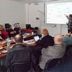Ing. Tomáš Košňar představuje jednotný systém správy uživatelských účtů.