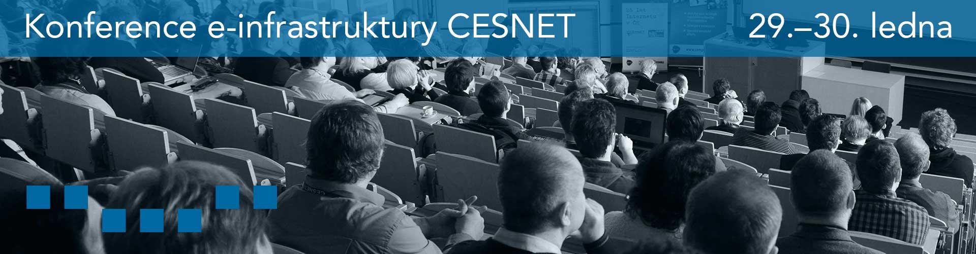 Konference e-infrastruktury CESNET 2019